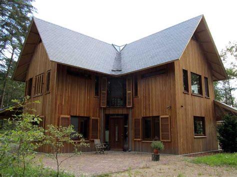 houten huis huissen fotogalerij houten huis scanabouw houtbouw