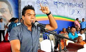 Namal votes himself out of Sri Lanka 2021 presidential ...