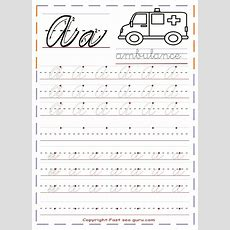 1000+ Ideas About Cursive Handwriting Practice On Pinterest  Handwriting Practice Worksheets
