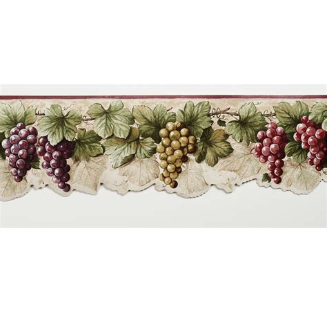 Wallpaper Border by Grapevine Wallpaper Wallpapersafari