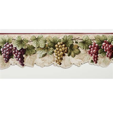 Border Wallpaper by Grapevine Wallpaper Wallpapersafari