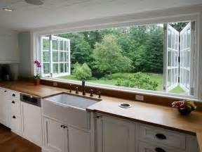 kitchen sink ideas some kitchen window ideas for your home