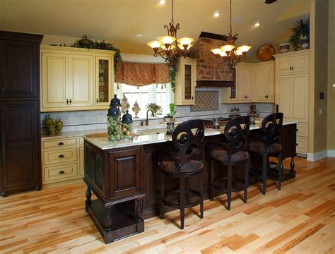 country kitchen island ideas home design country kitchen ideas amp decor