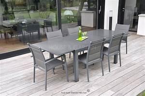 Table De Jardin Promo : table jardin promo tables et chaises de jardin en solde trendsetter ~ Teatrodelosmanantiales.com Idées de Décoration