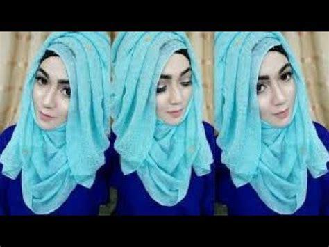 wear hijab scarf step  step youtube
