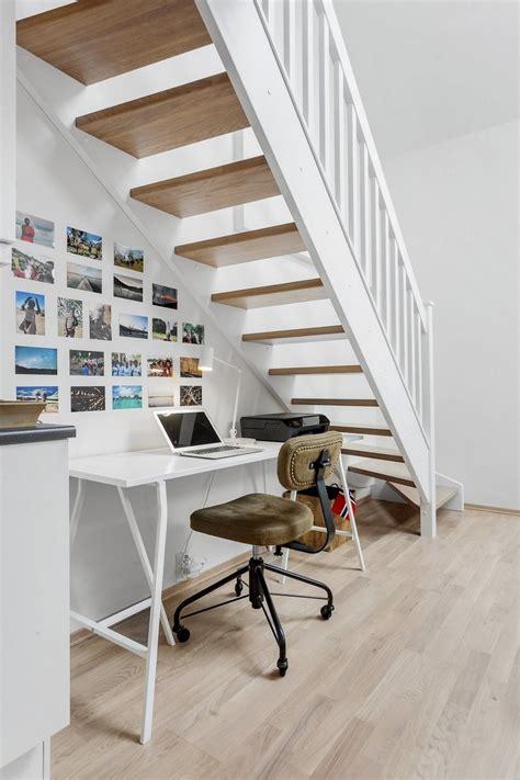 rangement sous bureau rangement sous escalier et idées d 39 aménagement alternatif