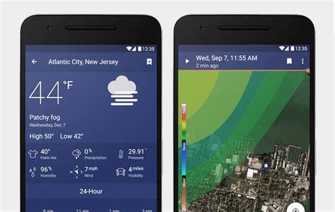 weather apps radar noaa