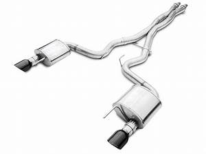 How To Install A Corsa Xtreme 3in Catback Exhaust Fastback