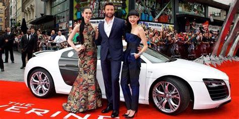 Audi Fait Son Cinéma Dans Wolverine  Actualité Automobile