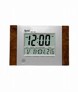 Ajanta digital wall clock odc 130 buy ajanta digital wall for Digital wall clocks online