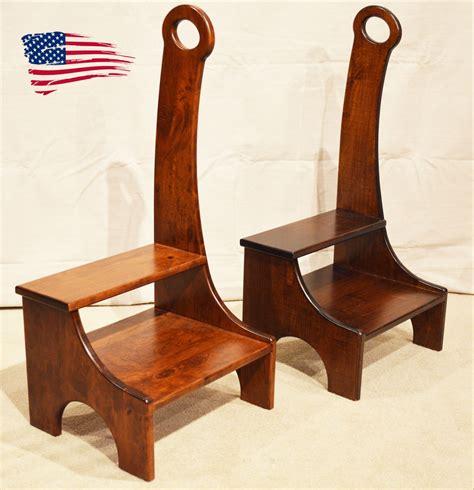 amish bed steps jasens fine furniture