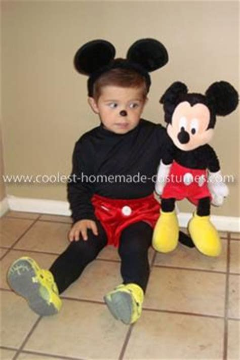 Best 25+ Mickey mouse costume ideas on Pinterest | Mouse ...