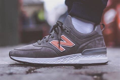 Ronnie Fieg Unveils 574s Colab With Dsm And New…  Sneaker