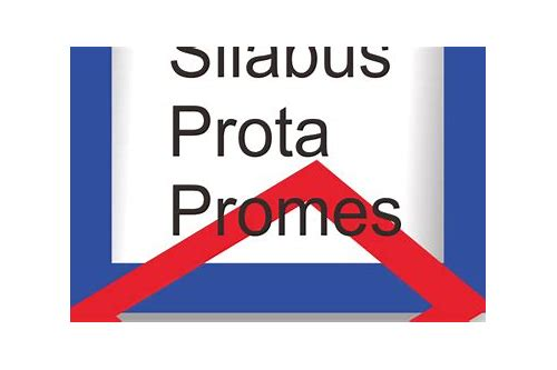 download prota promes pai sma ktsp