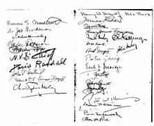 easy to choose  but I would plump for the 1940 dinner ahead of all  Easy Signatures To Copy