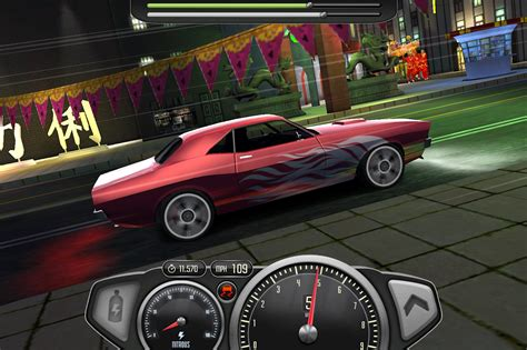 Drag & Fast Racing (android)