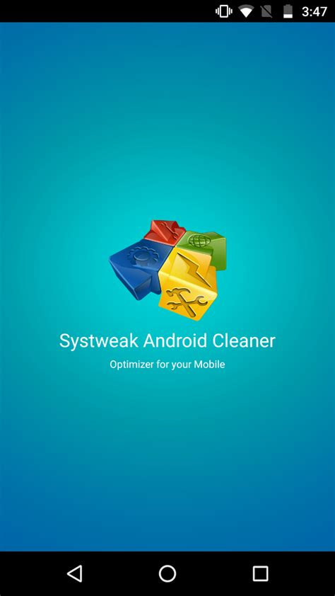 android cleaner systweak android cleaner an impressive tool to clean your