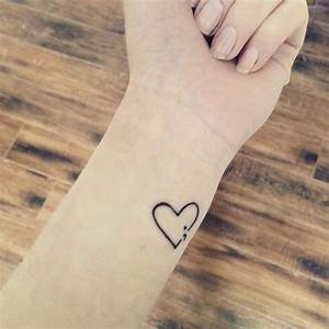 11 Incredibly Cute semicolon tattoo ideas - Never Shutup ...