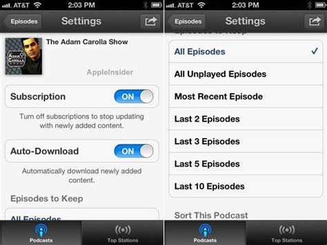 First Look Apple's Podcasts For Ios Offers Subscriptions