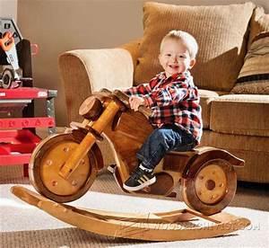 #1511 Rocking Motorcycle Plans • WoodArchivist