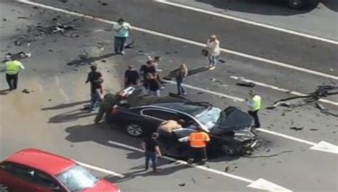 Putin Car Crash by Putin S Presidential Vehicle Involved In Deadly