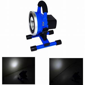 Rechargeable led work light flood w gd traders