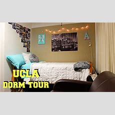 Ucla Dorm Tour Youtube