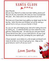 letters from santa claus colorful personalized letters With official letters from santa cost