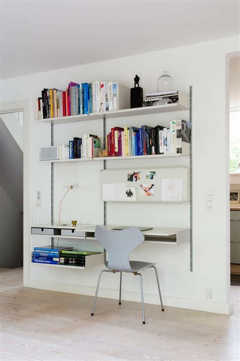 shelves above desk workspace desks gallery 606 universal shelving