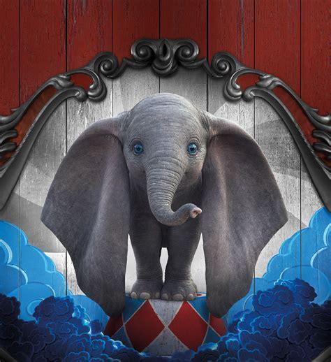 wallpaper dumbo animation elephant    movies