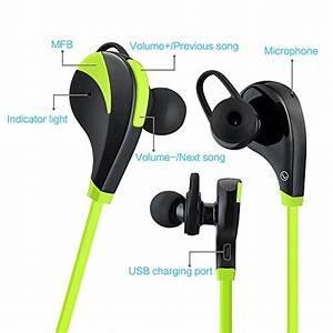 Bluetooth Kopfhörer On Ear Test : victsing bluetooth 4 0 kopfh rer wireless sport stereo ~ Kayakingforconservation.com Haus und Dekorationen