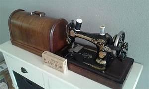Ancienne Machine A Coudre : ancienne machine coudre singer catawiki ~ Melissatoandfro.com Idées de Décoration