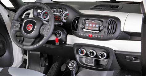 Fiat 500l Interior by Fiat 500l Interior Images Psoriasisguru