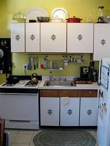 smart small kitchen cabinet decor ideas with damask With kitchen colors with white cabinets with small logo stickers