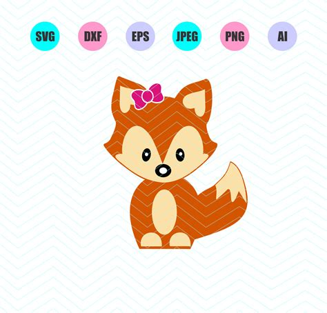 I love to share a freebie with my readers from time to time so today you get to enjoy this free fox svg! Baby Fox Svg, SVG File, DXF File, PNG File, Clipart ...
