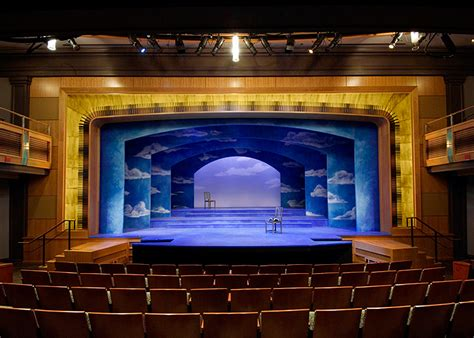 walsh theater renovation