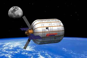 City in the sky: A cheaper space station from Bigelow ...
