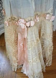 Shabby Chic Vorhänge : shabby chic curtain shabby love vintage pinterest shabby chic gardinen und vorh nge ~ Markanthonyermac.com Haus und Dekorationen