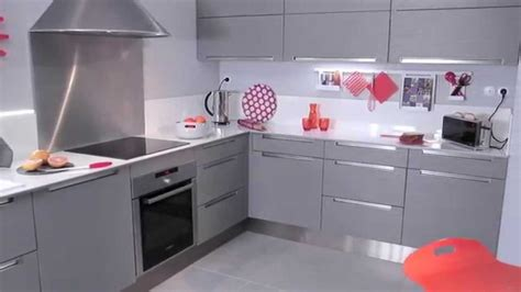 cuisine ikea gris brillant meuble de cuisine gris brillant ikea debout