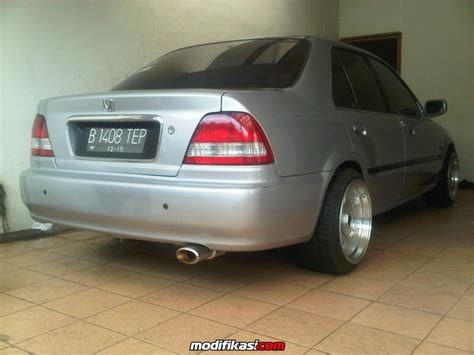 Honda City Type Z Modifikasi by City Type Z Cupu Ane Modif Ala Kadarnya