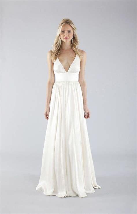 Simple Wedding Dresses with Elegance - MODwedding