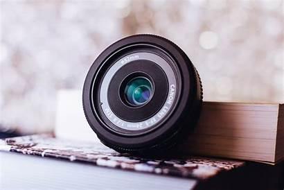 Camera Lens Close Nikon Canon