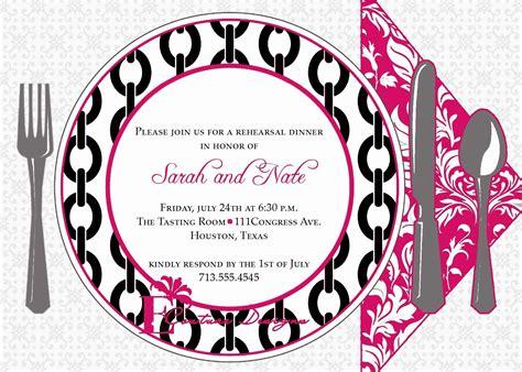 Business Dinner Invitation Template Lovely Email Design