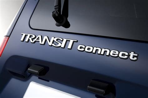 2018 Ford Transit Connect Electric Images Photo 2018 Ford