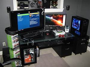 37, Gaming, Setup, Wallpaper, On, Wallpapersafari