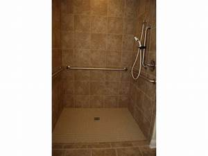 Grab Bar Placement For Walk In Shower