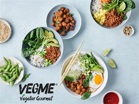 Stadig flere velger vegetarmat   Meny.no