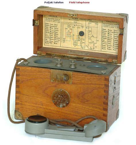 phone set radista telephone and telegraphic sets