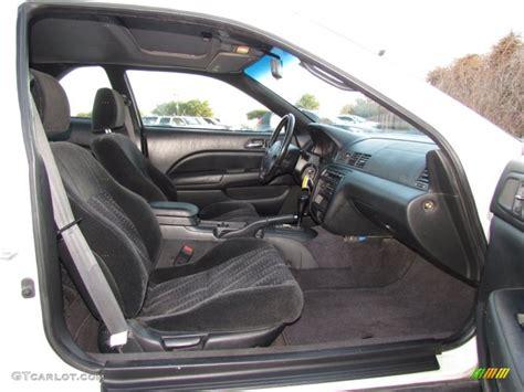 2001 Honda Prelude Standard Prelude Model Interior Photo