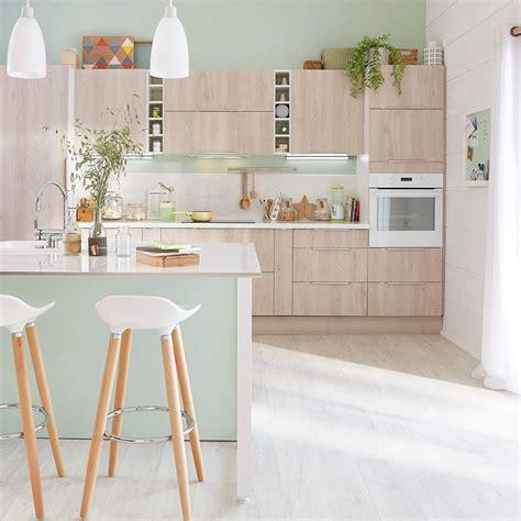 cuisine sol sol vinyle dans la cuisine